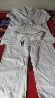 Kimono Branco Completo