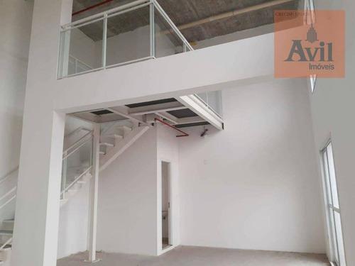 Coletânea Office Square Duplex Por R$ 689.000 - Tatuapé - São Paulo/sp - Sa0130