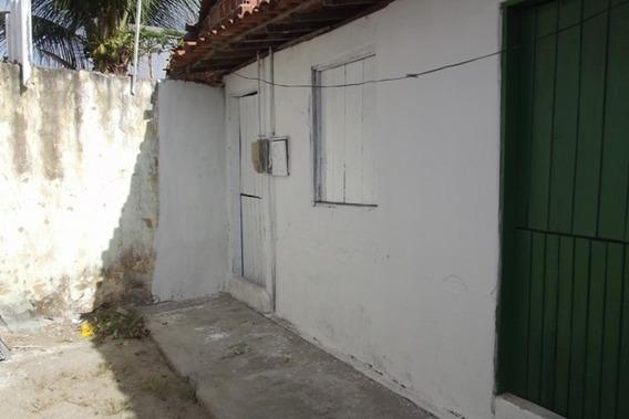 Aluguel Casa Com 1 Quarto Na Maraponga - Quintal, Lavanderia