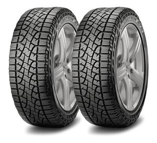 Kit X2 Neumaticos Pirelli 245/65 R17 Scorpion Atr Neumen