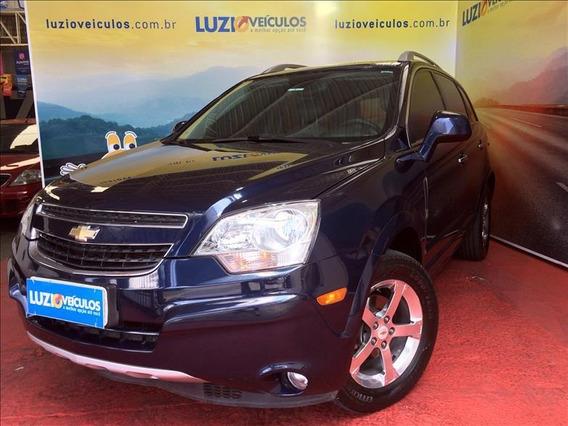 Chevrolet Captiva Captiva 3.6 Sfi Awd V6 24v Gasolina 4p Aut