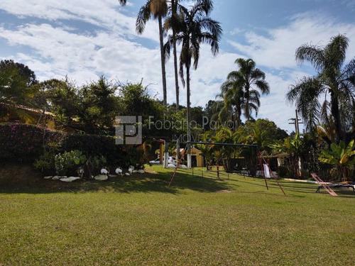 Chácara Para Venda Em Arujá, Jacarandas, 4 Dormitórios, 1 Suíte, 4 Banheiros, 10 Vagas - Ch0001_1-1543468