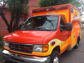 Ambulancia E350 Econoline