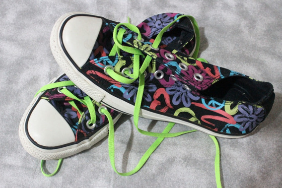 Zapatos Converse All Star Originales Talla 38