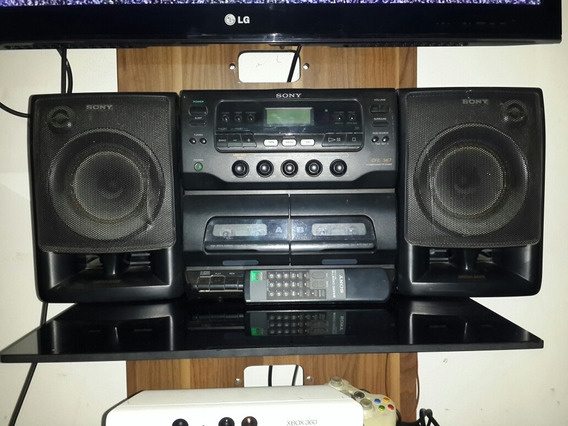 Reproductor Vintage Sony Cfd 567