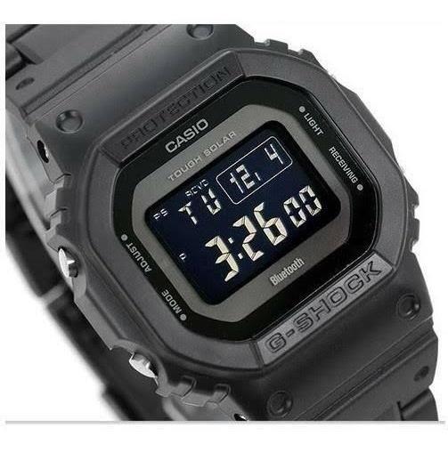 Relógio G-shock Gw B5600bc Original Tough Solar Bluetooth