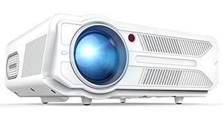 Dbpower Rd-819 Proyector, 3200 Lúmenes Proyector Lcd De Vid