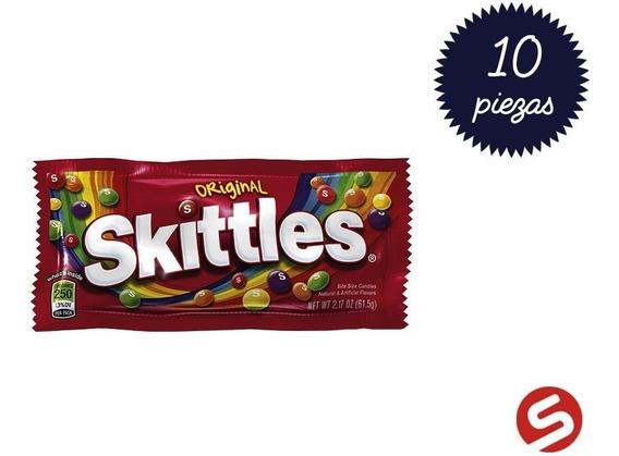 Skittles Original 10pzs