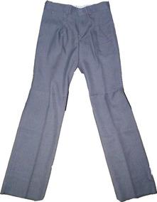 Pantalon Gris Colegial Disponible Del Talle 6 Al 16