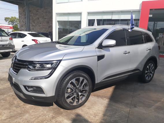 Renault Koleos 2.5 Iconic Cvt 2019 Ultra Silver 2019