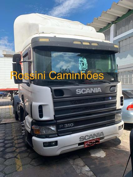 Scania P310 2005 Cavalo Toco P340 19320 1933 2035 18310 113