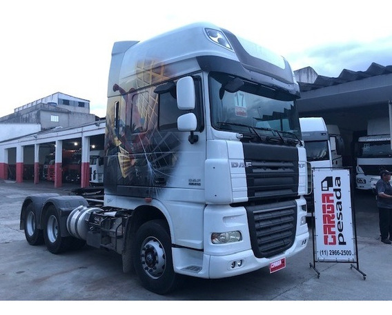 Daf Fx 105 510 Fx 510 6x4 Super Space Fh460 540 Mb 2646 2651