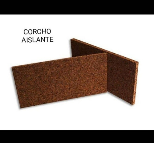 Laminas De Corcho Acústico  De 2.5cm Y De 5cm(miden 90*60cm)