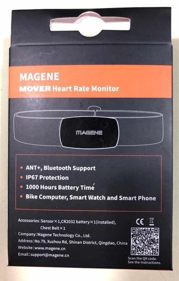 Cinta E Sensor Batimentos Magene Mover (bryton/garmin/atrio)