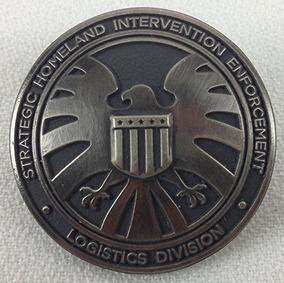 Agents Of S.h.i.e.l.d. De Marvel Serie De Tv Logo Shield -
