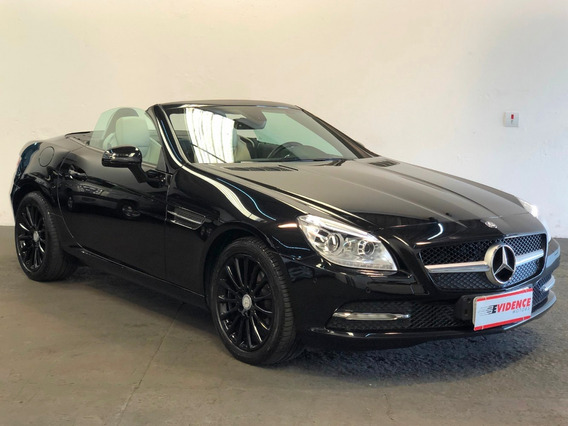 Mercedes-benz Slk200 1.8 Turbo 2p