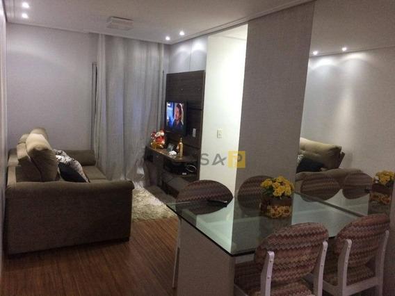 Apartamento Residencial À Venda, Jardim Bela Vista, Americana. - Ap0270