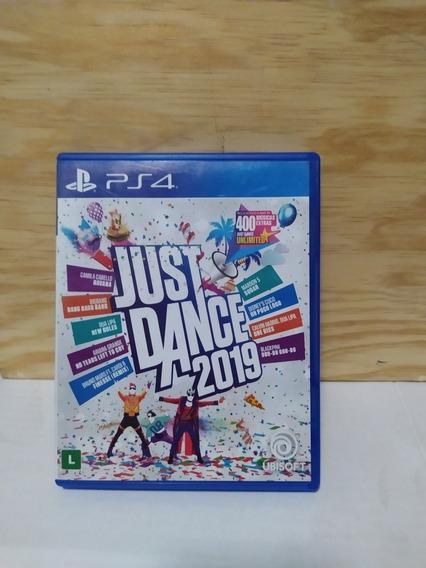 Just Dance 2019 - Ps4 - Mídia Física