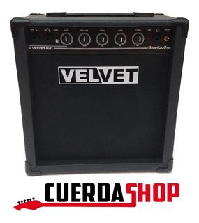 Amplificador Multiuso 30w C/ Bluetooth Bajo Guitarra Voces
