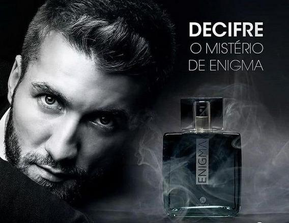 Hinode Kit Com 2 Perfumes Masculino Enigma