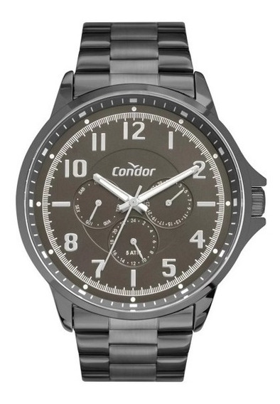 Relógio Masculino Condor Traveler Co6p29ji/4c= 13