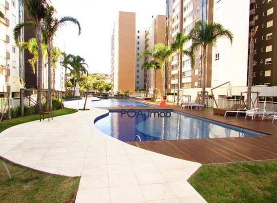 Apartamento Com 4 Dormitórios No Grand Park Eucaliptos No Bairro Menino Deus. - Ap1551