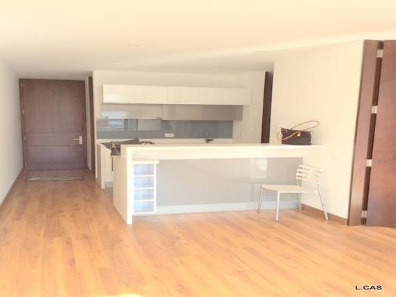 Apartaestudio En Venta Santa Barbara Central 532-2109