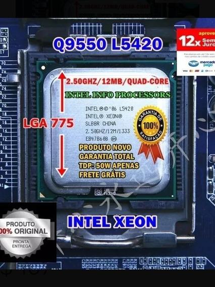 Processador Intel Xeon L5420 Socket 775 Quad-core