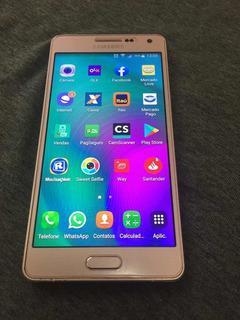 Celular Samsung A5 Gold 16gb Em Ótimo Estado