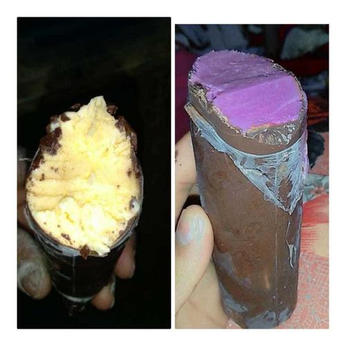 Bombom E Laranjinha Com Casquinha De Chocolate