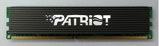 Memoria Ram Patriot 2gb Ddr2 Pc2-6400u 800mhz 240pin Para Pc