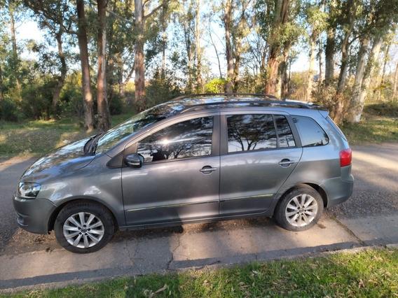 Volkswagen Suran 1.6 Comfortline 101cv 11a 2012 Único Dueño