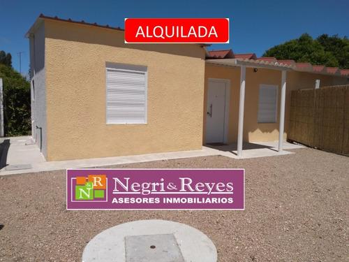 Casa En Alquiler En Playa Pascual 1 Dorm