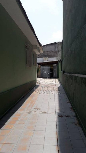 Casa Com 1 Dormitório Para Alugar, 40 M² Por R$ 650,00/mês - Jardim Santo Alberto - Santo André/sp - Ca2986