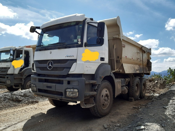 Mercedes-benz Mb 4144 6x4