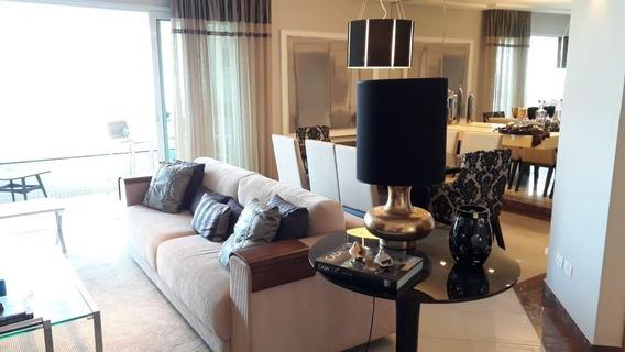 Apartamento Com 4 Dormitórios À Venda, 153 M² Por R$ 1.300.000,00 - Jardim Aquarius - São José Dos Campos/sp - Ap5108