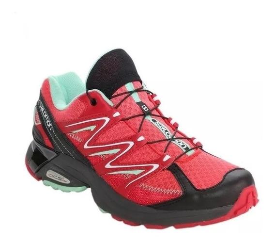 Zapatilla Salomon Trail Running Mujer Xt Weeze Cli