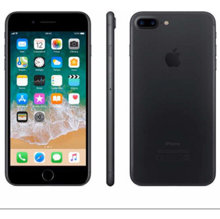 iPhone 7 Plus Preto 32gb