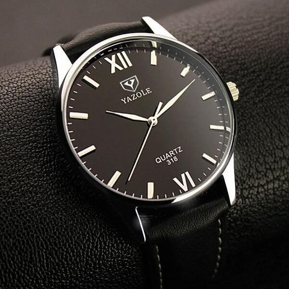 Relógio Masculino Yazole Quartz 318 Top