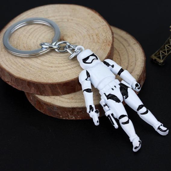 Chaveiro Star Wars Stormtrooper Soldado