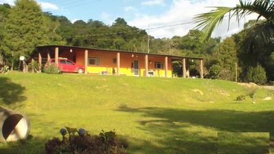 Sítio Rural À Venda, Sarapui De Cima, Piedade. - Si0005