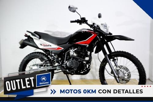 Imagen 1 de 13 de Motomel Skua 200 V6 Outlet M Detalles