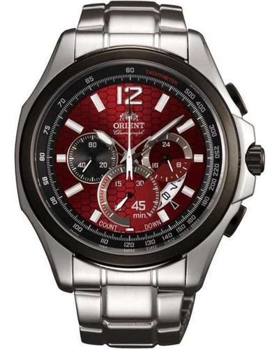 Reloj Orient Fsy00001h0 Caballero Original Cronografo