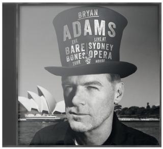 Dvd Bryan Adams Live At Sydney Opera En Stock Musicanoba