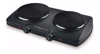 Anafe Electrico 2 Hornallas Cocina Ultracomb An6600 2250w