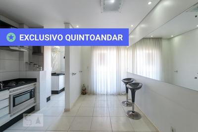 Apartamento No 1º Andar Com 2 Dormitórios E 1 Garagem - Id: 892925477 - 225477