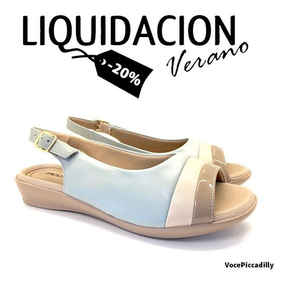 Sandalias Piccadilly Mujer Chatitas 500238 Vocepiccadilly