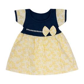 Kit 6 Roupas Vestidos Criança Menina Bebê Variado Atacado