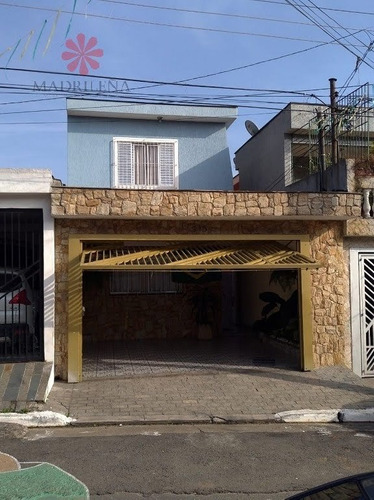 Imagem 1 de 15 de Casa Sobrado Em Jardim Ponte Rasa  -  São Paulo - 829