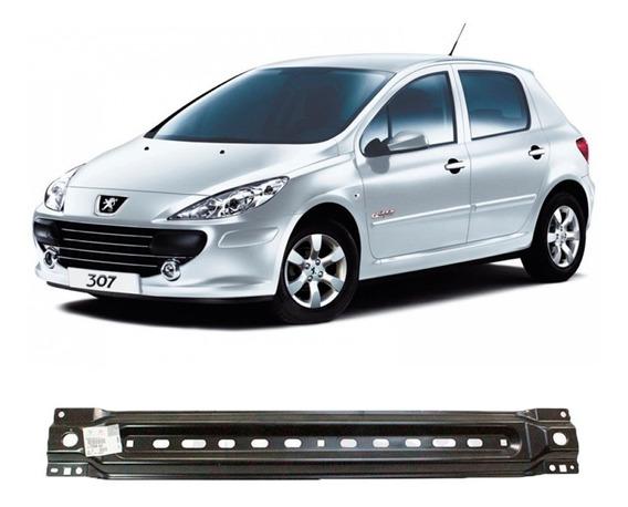 Travessa Inferior Radiador Peugeot 307 2002/2012